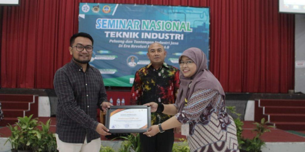 Seminar Nasional Teknik Industri Universitas Sangga Buana Bandung