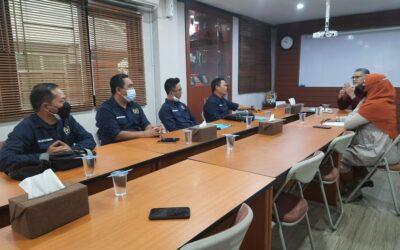 Kunjungan Silaturahmi PWI Kota Bandung ke Universitas Sangga Buana (USB) YPKP